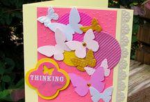 Card Making Ideas / by Judith Flanagan