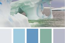 Craft: SCB-Color Schemes-Blues / by Jeanette Schwarz