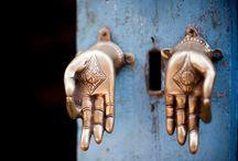 Open a door, Turn a knob, Walk through a gate / by Crissy Torres-fowler