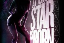 """A Porn Star Is Born (Movie) / (Short Synopsis) """"Based on the true story of Aliana Love (as herself), an unflinching look at the inner secrets of the $10 billion adult film industry. Starring some of porn's biggest stars."""" (Starring) Aliana Love, Peter Greene (Blue Streak, Pulp Fiction, The Mask), Mark Davis, Ron Jeremy, Jada Fire, Kylie Ireland, and Herschel Savage. / by Green Apple Entertainment"""