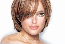 Hairstyles I like / by Sherilee Honnery