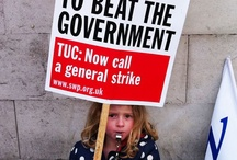 Protest Photos / Photos of protest marches through the capital city of London for all different types of political and social reasons. / by The High Priest