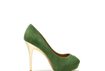 my first love . . . shoes / by Naomi Chokr