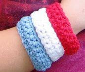Crochet jewelry / by Jeremy N Molly Harward