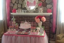 CARRIES BABY SHOWER / by Jessica Crouser