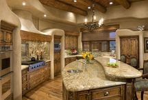 Dream Kitchens / by Jolenna Cullum