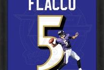Super Bowl MVP Joe Flacco / by Randy Siller