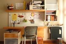 Espacios de trabajo / estudio / by Revista Living