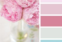 Inspirational color ideas / by Pat Salvatini