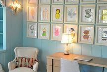 Children spaces / by Christine Elliott Designs