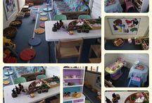 In Home Preschool / by Mikala Rodriguez-Bighaus