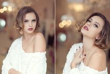 Hair & Makeup / by Adria Roode