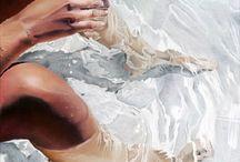 Art I Love / by Tebby Burrows