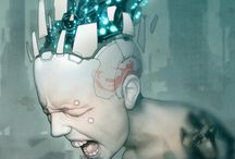 Robots and Cyborgs / by Luke