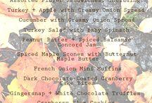 CDA Tea Ideas / Recipes, decorations, themes / by Tammy Sczepanski