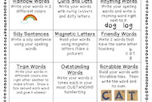 Academic - Spelling / by Cara N Soto