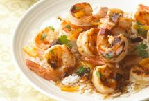 Shrimp , Scallops, Crabs, Shellfish / by Mike Balaskovits