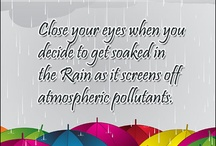 Monsoon Tips / by Goodbells.com