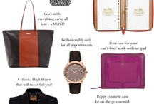 Real World Rules / Business/life essentials  Classy business wear, etc. / by Christen Marie