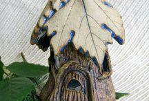 Fairy Garden Ideas / by Laura Douglass