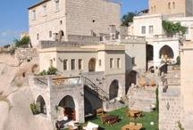 Tas Konaklar... / the most beautiful hotel in capadocia/turkey....  / by Meliha Yangöz