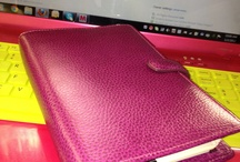 Journals and Organizers / Journals, Organizers, Neat Calendars: How do I stay organized? Checkout my Filofax! and the ones I covet!  / by Carrie Clark