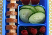 School lunches / by Rebecca Triplett