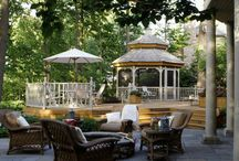 Decks, Porches and Patios / by Woodhouse Timber Frame