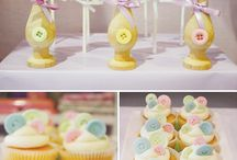 Baby shower ideas / by Lily Bergeron