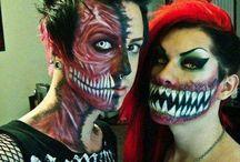 Halloween Makeup Ideas / by Megan Christine