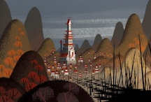 amazing illustration / by Shiba Runner