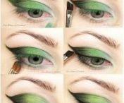 makeup ideas / by Cheyenne McNutt