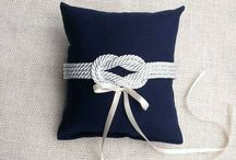 Nautical wedding / by Hand In