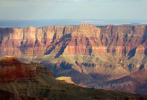 Amazing Arizona / Did you think Arizona was all desert? Think again. My pins and those of my friends, will introduce you to mountains, red rock canyons, swanky resorts, fun #boomer adventures and the lush desert of the Grand Canyon State.  / by Donna Hull