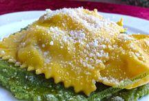 Ricette: tortelli e ravioli / by Ginetta Barigazzi