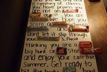 grad party ideas / by Michele Williams