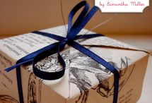 Gift Wrap / by Dani Bedford