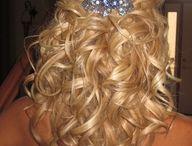 Wedding Hair / by Bridesign Wedding Flowers