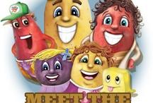 The Klondike Family / by Klondike Brands Potatoes