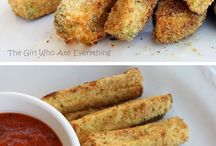 Appetizers and sides / by Jenny Fazzolari
