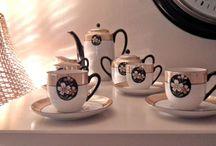 Tea Sets / by Danielle Gilstrap