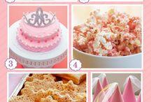 Princess Party / Nia's 3rd Birthday / by Kitty Aquino-Esparrago