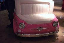 salone del mobile to Milano 2012 / armchair fiat 500 / by Donatella