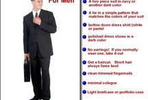 Dress for Success - Men / by Magner Career Center - Brooklyn College, CUNY