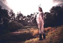Embodiment of Gaia / divine feminine presence. / by Chantal Snackey
