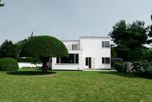 Arne Jacobsen house in Denmark / by Lauritz.com