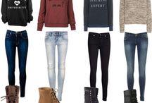 Teenage fashion :) / by jordaan ❤❤