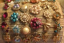 Vintage Jewelry / by Andrea Toney Becker