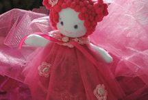 Dolls / by Stephanie Storey