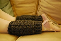 Crochet & Knitting = Hours of Fun / by Amber Prunest